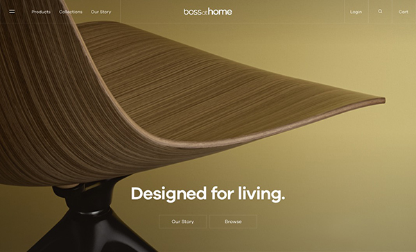 Web Design: 35 Creative UI/UX Websites for Inspiration - 24