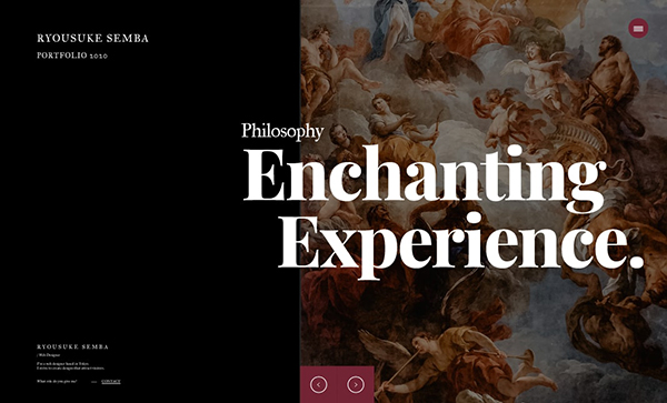 Web Design: 35 Creative UI/UX Websites for Inspiration - 27