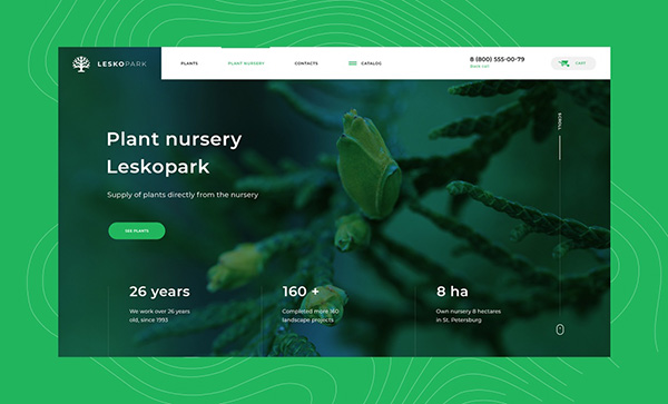 Web Design: 35 Creative UI/UX Websites for Inspiration - 29
