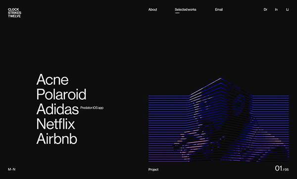 Web Design: 35 Creative UI/UX Websites for Inspiration - 7