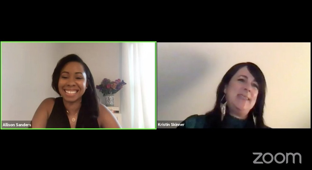 Operating with Purpose—Allison Sanders and Kristin Skinner