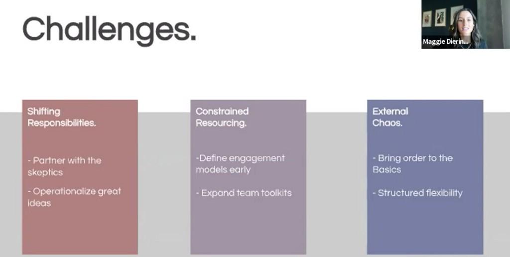 Constant Change Challenges