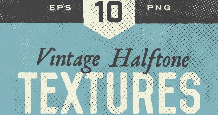 Halftone free high-res textures
