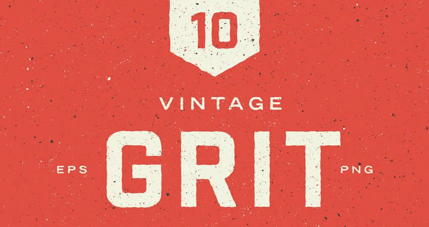 Vintage Grit free high-res textures
