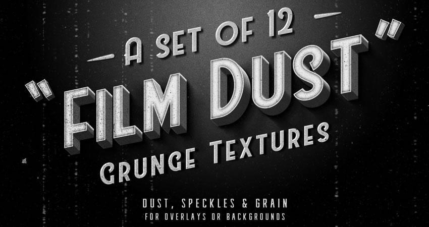 Film Dust Vintage Grunge free high-res textures