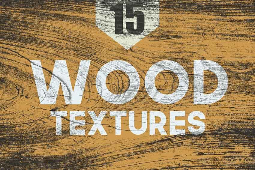 15 Wood Pattern Photoshop