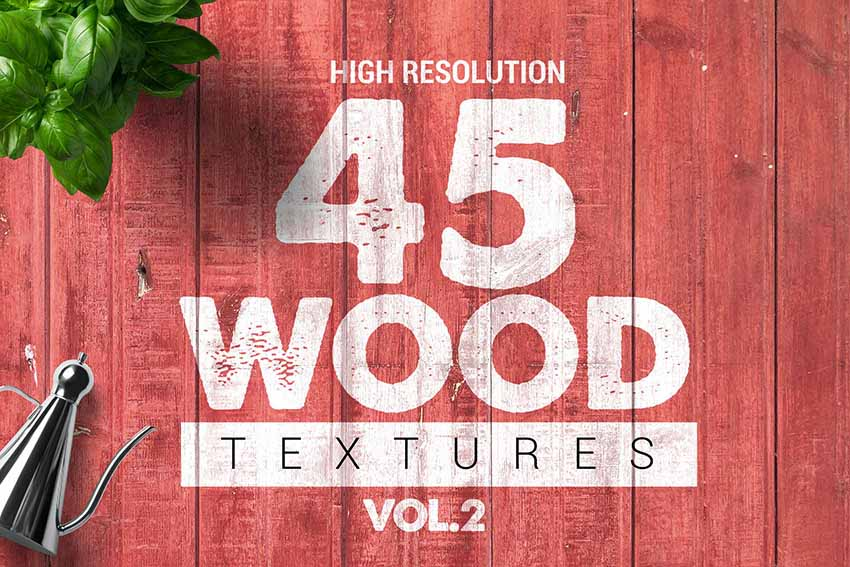 45 Wood Plank Textures