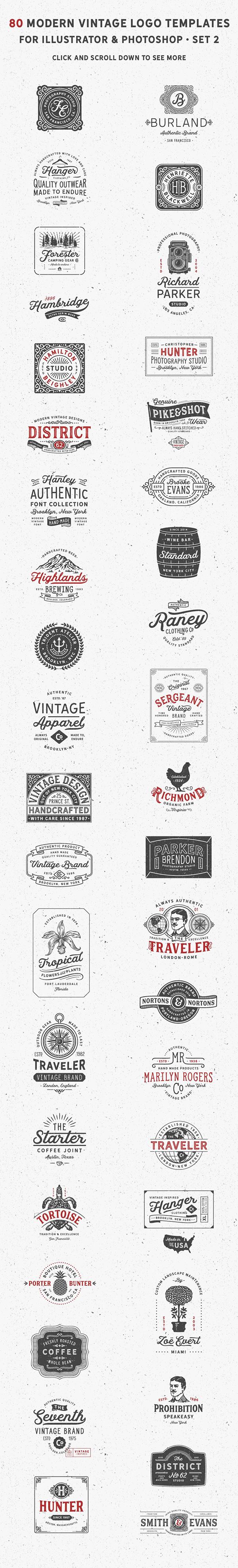 Creative Badges & Emblems Logo Designs For Inspiration