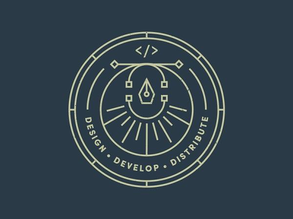 Creative Badges & Emblems Logo Designs For Inspiration - 1