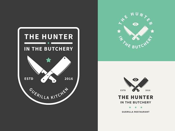 Creative Badges & Emblems Logo Designs For Inspiration - 27