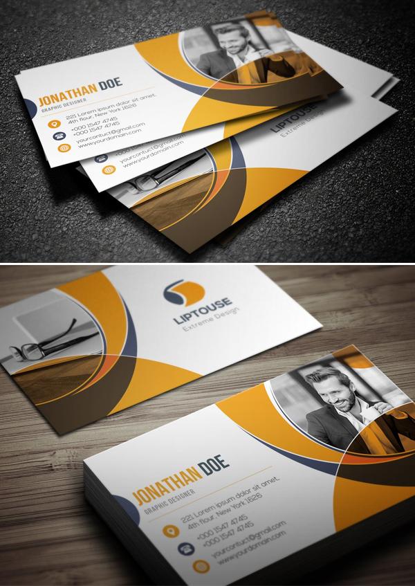 Best Business Card Template