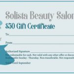 How to Make a Gift Certificate (Using an Online Gift Certificate Maker) + Examples