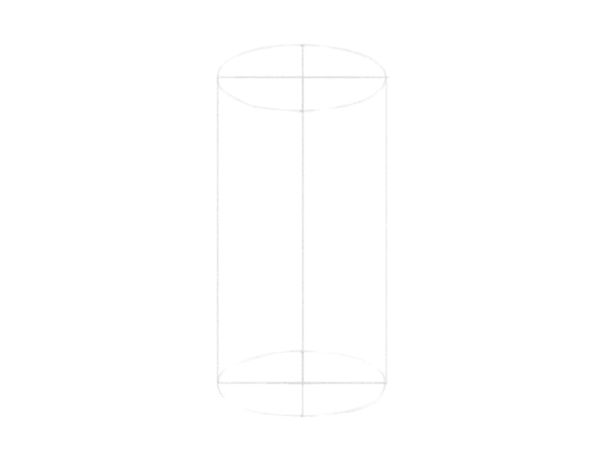 how to draw an ellipse