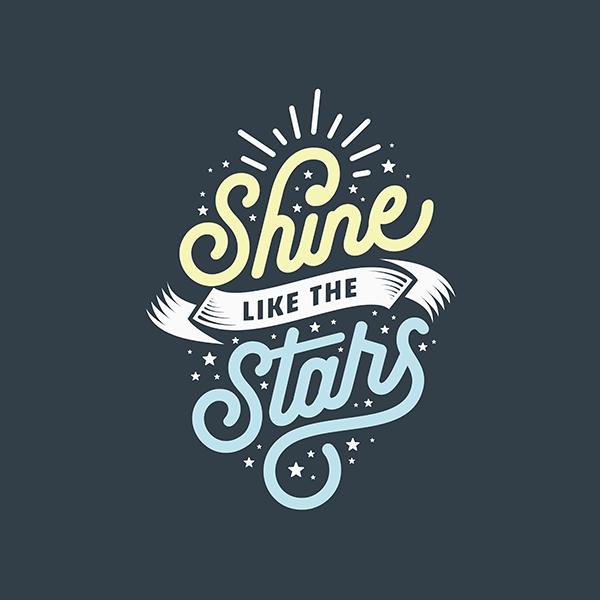 Shine like stars