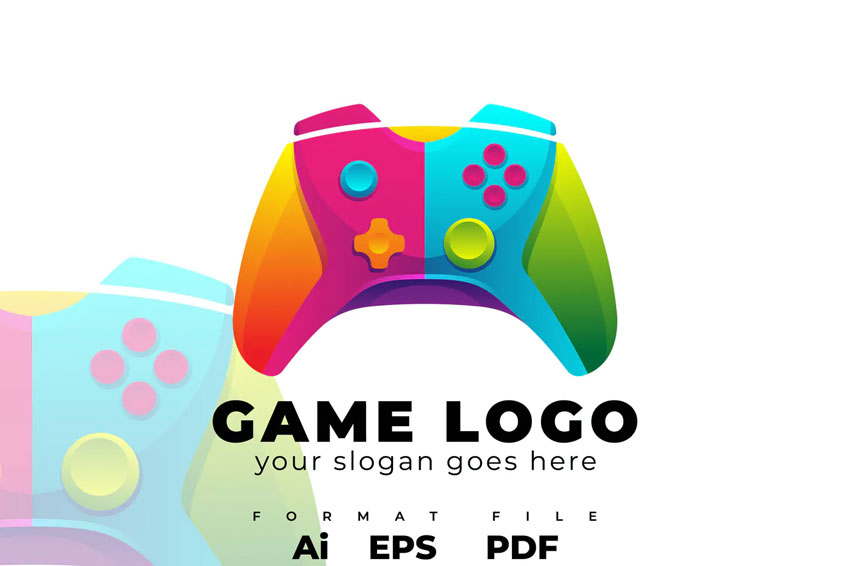 Game Logo Template