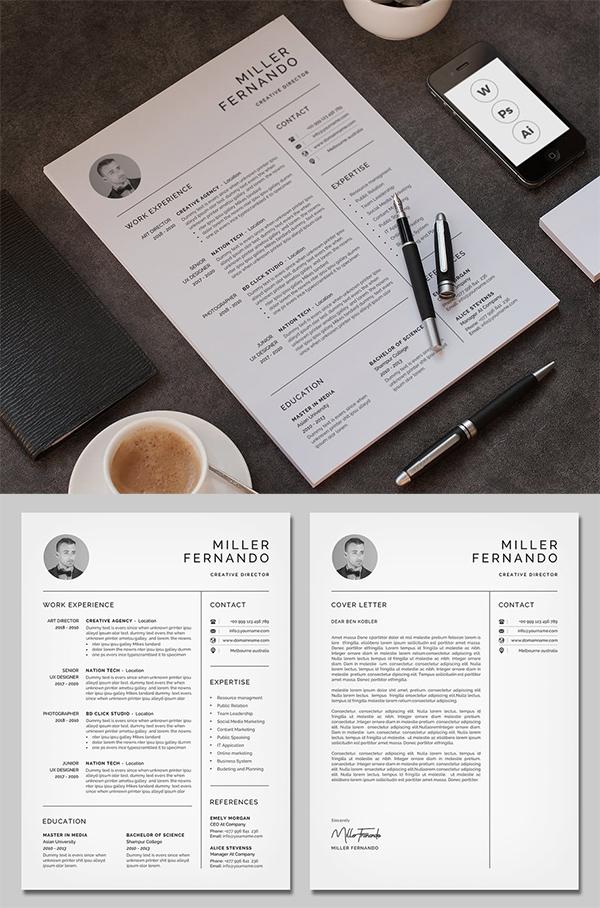 New Resume / CV