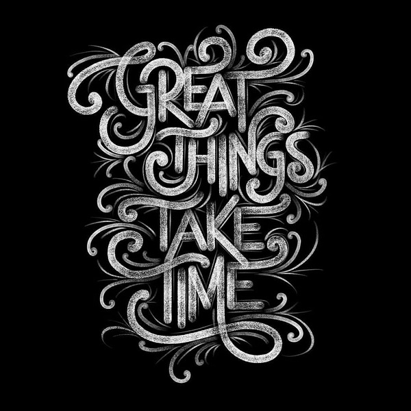 35 Remarkable Lettering and Typography Designs for Inspiration - 11