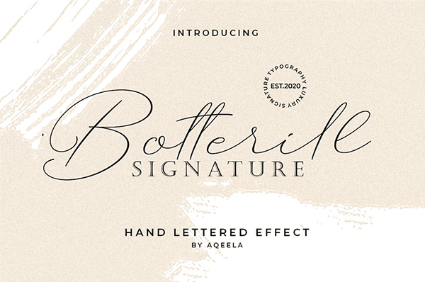 100 Greatest Free Fonts For 2021 - 79