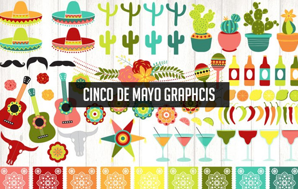 Free Cinco de Mayo Vector Graphics