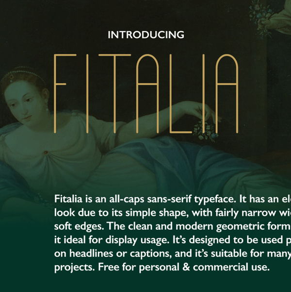 100 Greatest Free Fonts For 2021 - 43
