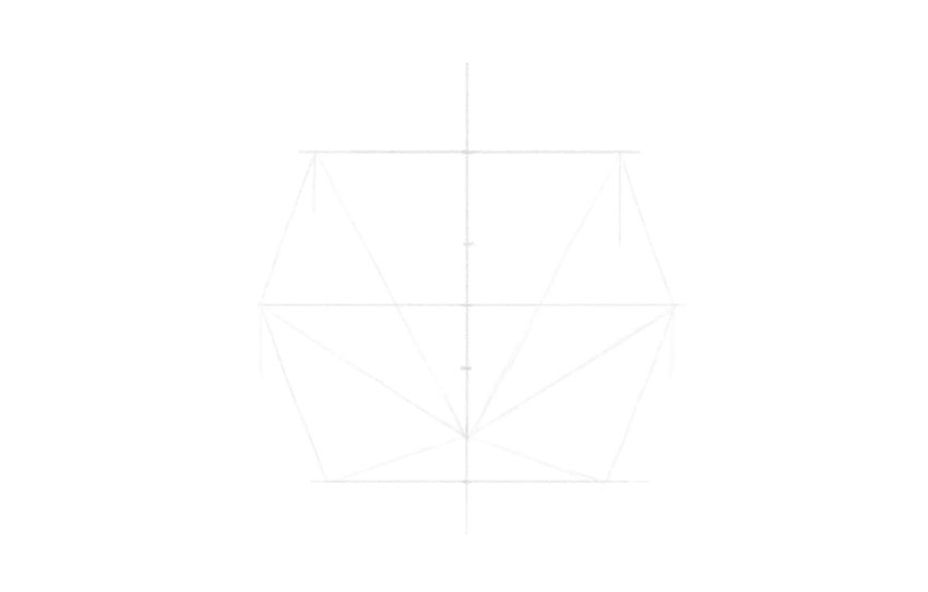 add more diagonal lines