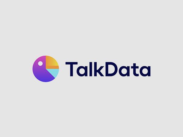 TalkData Logo by Deividas Bielskis