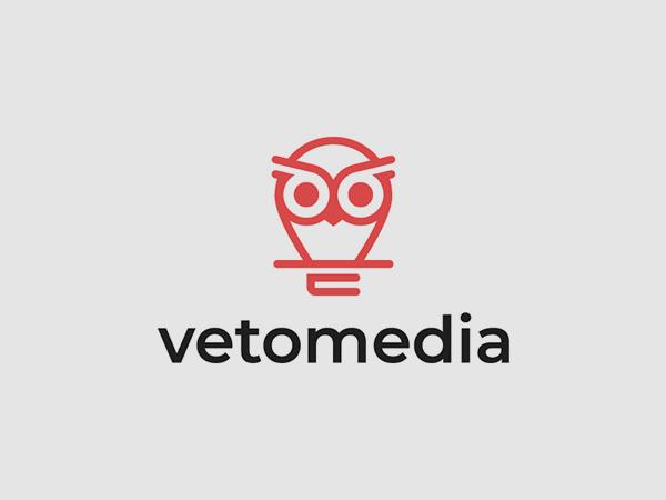 Vetomedia Logo by Stefan Maric