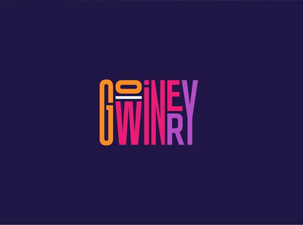 Visual Identity for Go Winery by Alejandro Marnetti