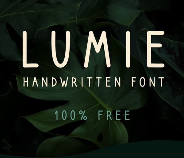 100 Greatest Free Fonts For 2021 - 63
