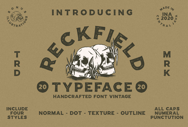 100 Greatest Free Fonts For 2021 - 39