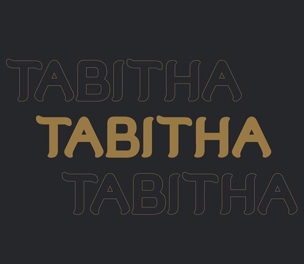 Tabitha Free Font