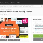 """Roxxe"" Shopify Theme Review: Multipurpose, Easy to Set up"