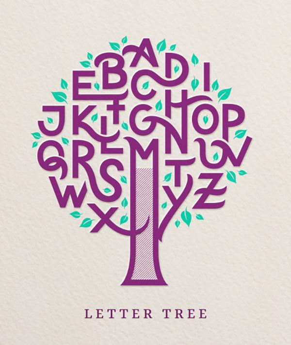 Lettertree
