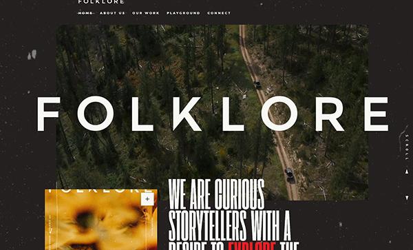 Web Design: 35 Creative UI/UX Websites for Inspiration - 1