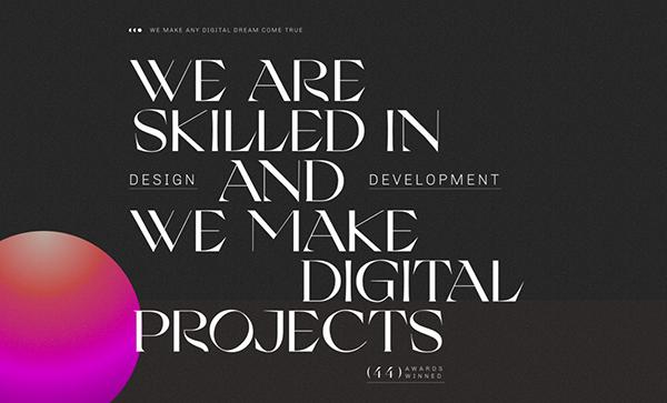 Web Design: 35 Creative UI/UX Websites for Inspiration - 12