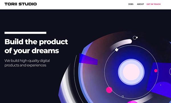 Web Design: 35 Creative UI/UX Websites for Inspiration - 18