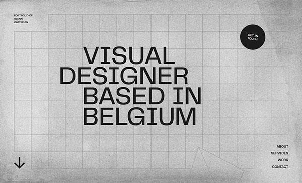 Web Design: 35 Creative UI/UX Websites for Inspiration - 28