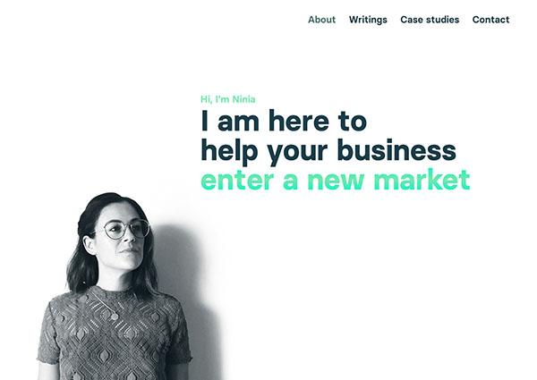 Web Design: 35 Creative UI/UX Websites for Inspiration - 30