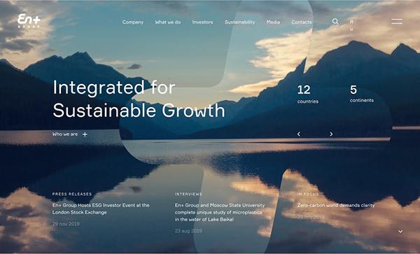 Web Design: 35 Creative UI/UX Websites for Inspiration - 31