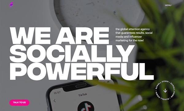 Web Design: 35 Creative UI/UX Websites for Inspiration - 34
