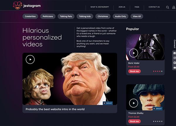 Web Design: 35 Creative UI/UX Websites for Inspiration - 37