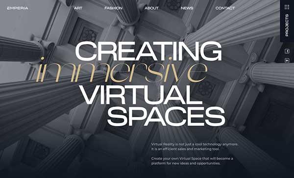 Web Design: 35 Creative UI/UX Websites for Inspiration - 7