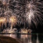 25 Fireworks Background Images to Get Your Site Ready for New Year's