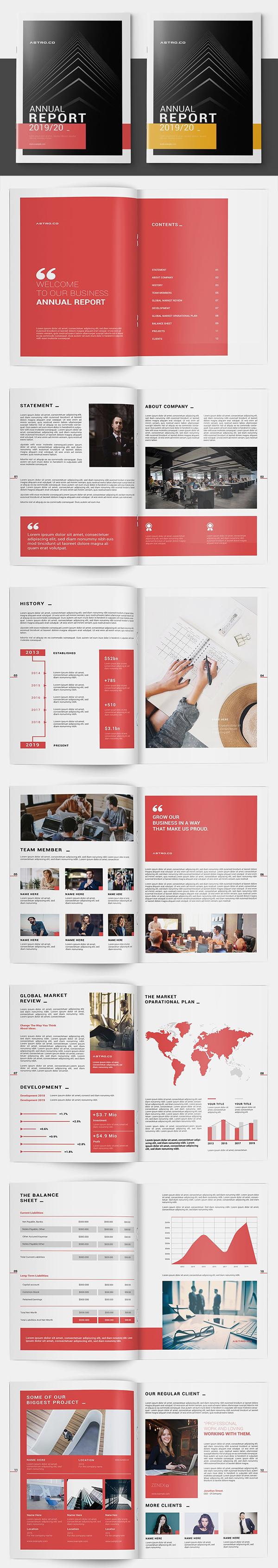 Creative Annual Report