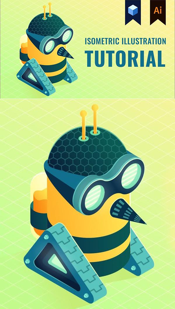 50 Best Adobe Illustrator Tutorials Of 2020 - 43