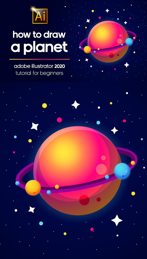 50 Best Adobe Illustrator Tutorials Of 2020 - 6