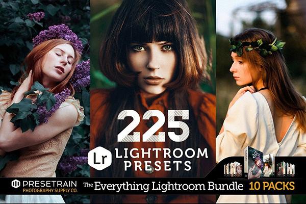 225 Lightroom Presets Bundle