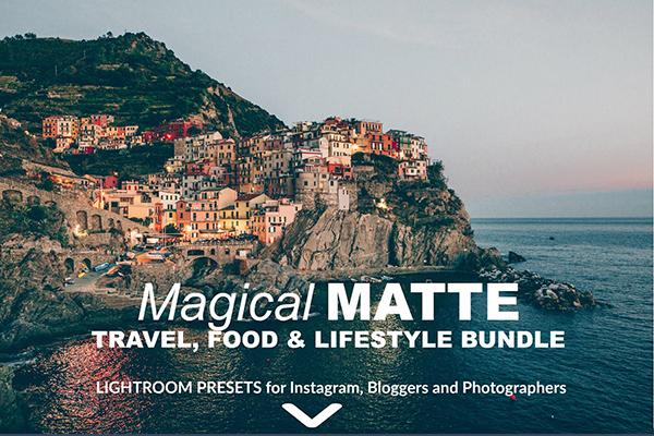 Magical MATTE Lightroom Presets