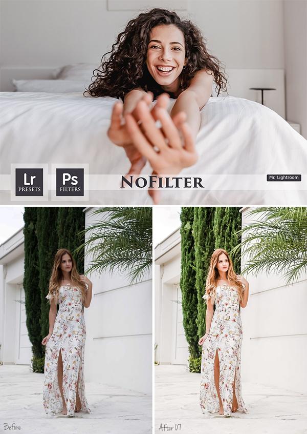 NoFilter Presets