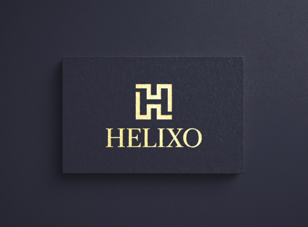 Luxury Brand – H Logo by MS Shihab